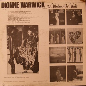 Dionne Warwick - On Stage And In The Movies | Discogs