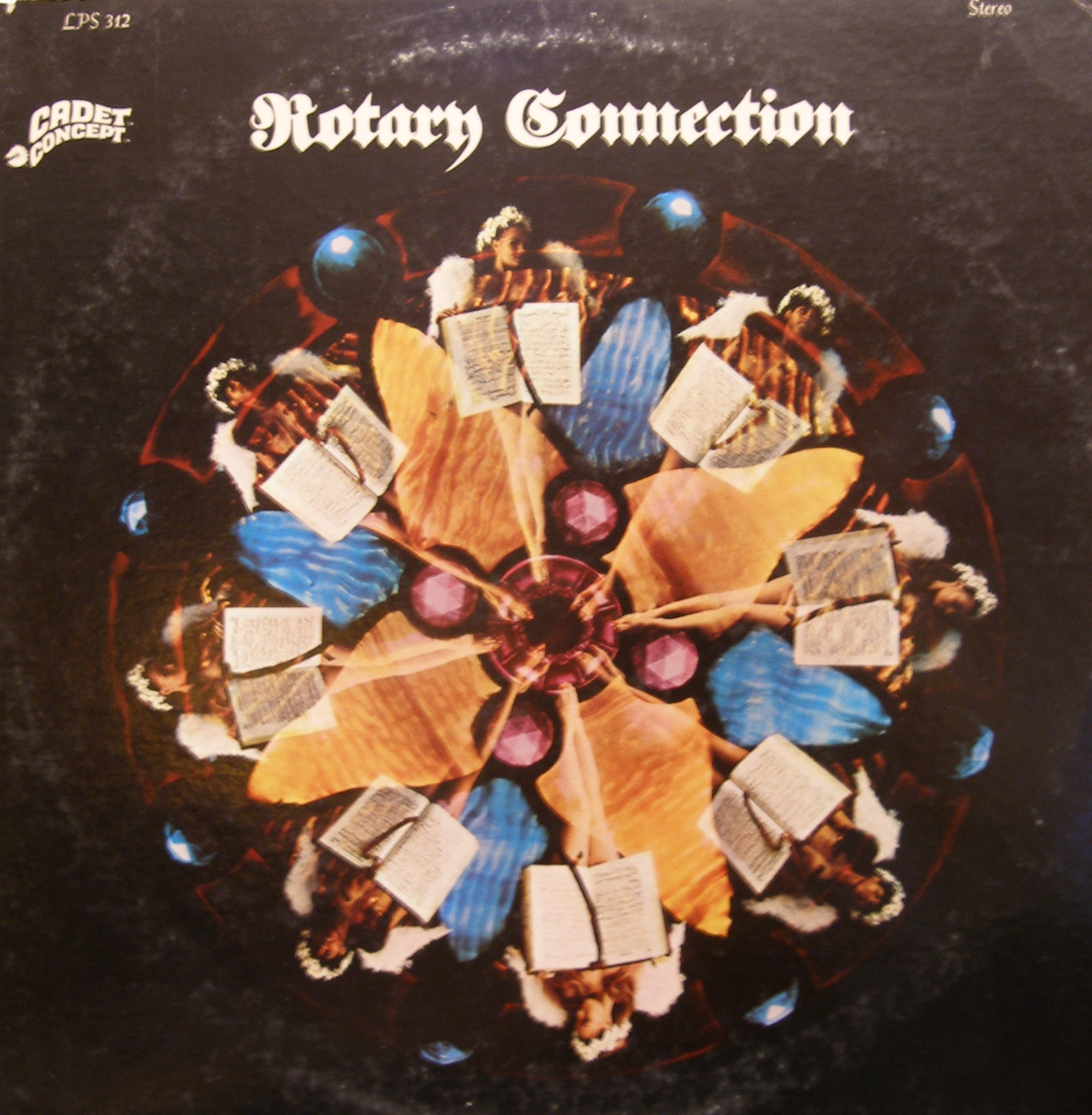 Rotary Connection Ruby Tuesday Soul Man