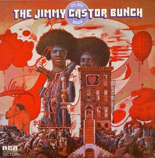 Jimmy Castor Bunch, The - I'm Not A Child Anymore / How Beautiful You Are