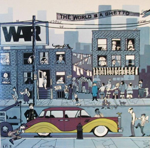 Cosa state ascoltando in cuffia in questo momento - Pagina 5 War-the-world-is-a-ghetto-front-lp