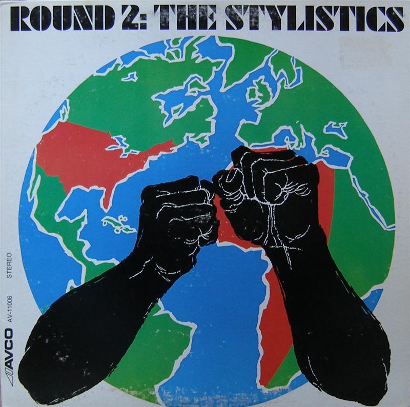 The Stylistics 1971 S T 1972 Round 2 Funk My Soul