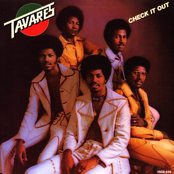 Tavares - 1974 - Check It Out front