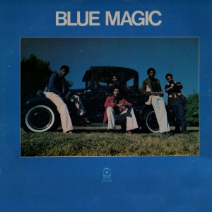 blue magic - 1974 - blue magic front cover