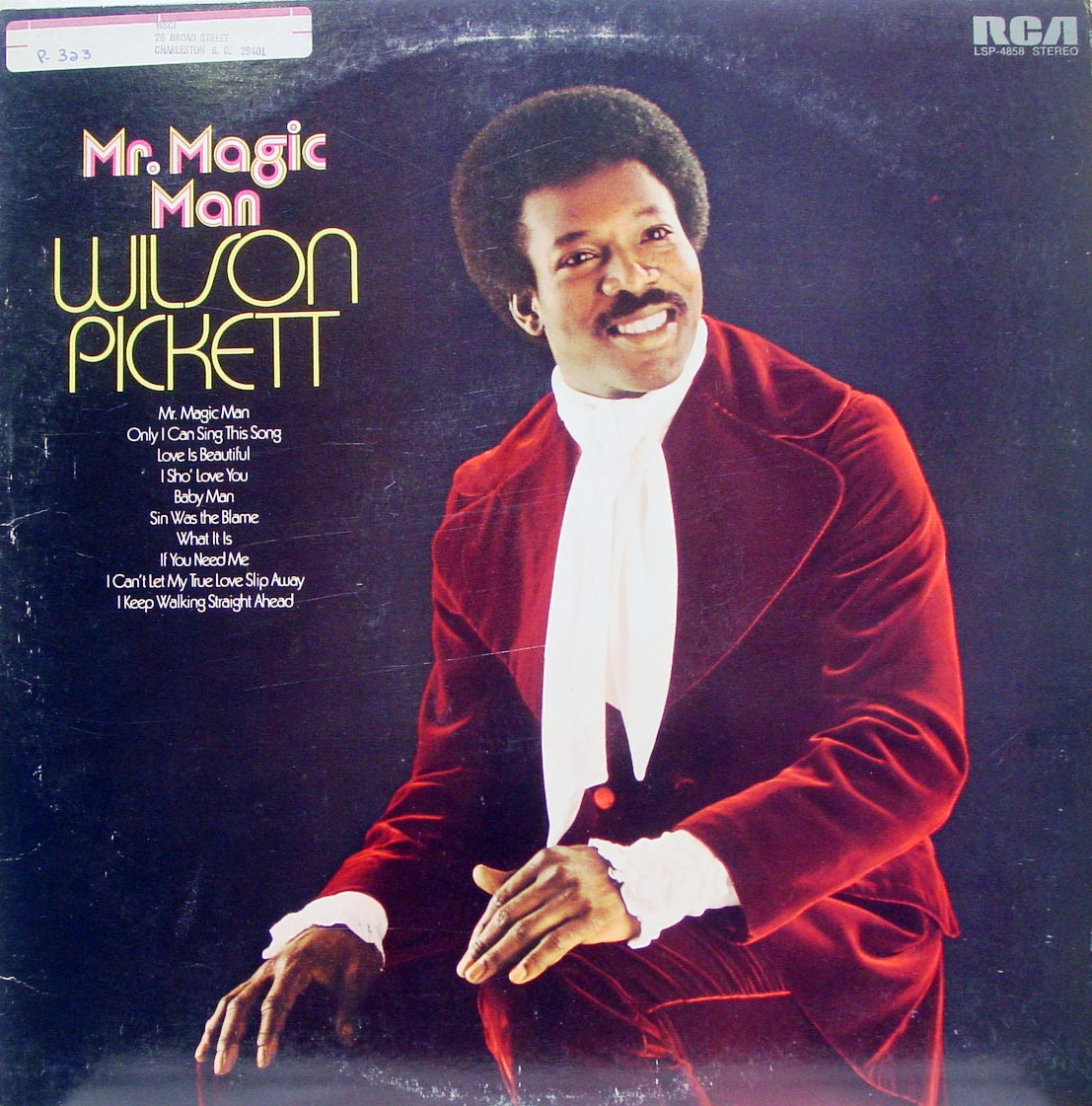 Wilson Pickett If You Need Me Baby Call On Me