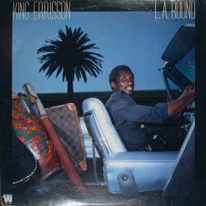 king Errisson L.A. Bound front