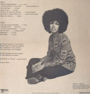 marsha hunt woman child back cover