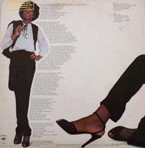 Thelma Jones 1978 back cover