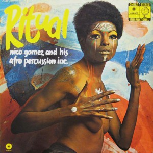 nico gomez & his afro percussion inc. - ritual front