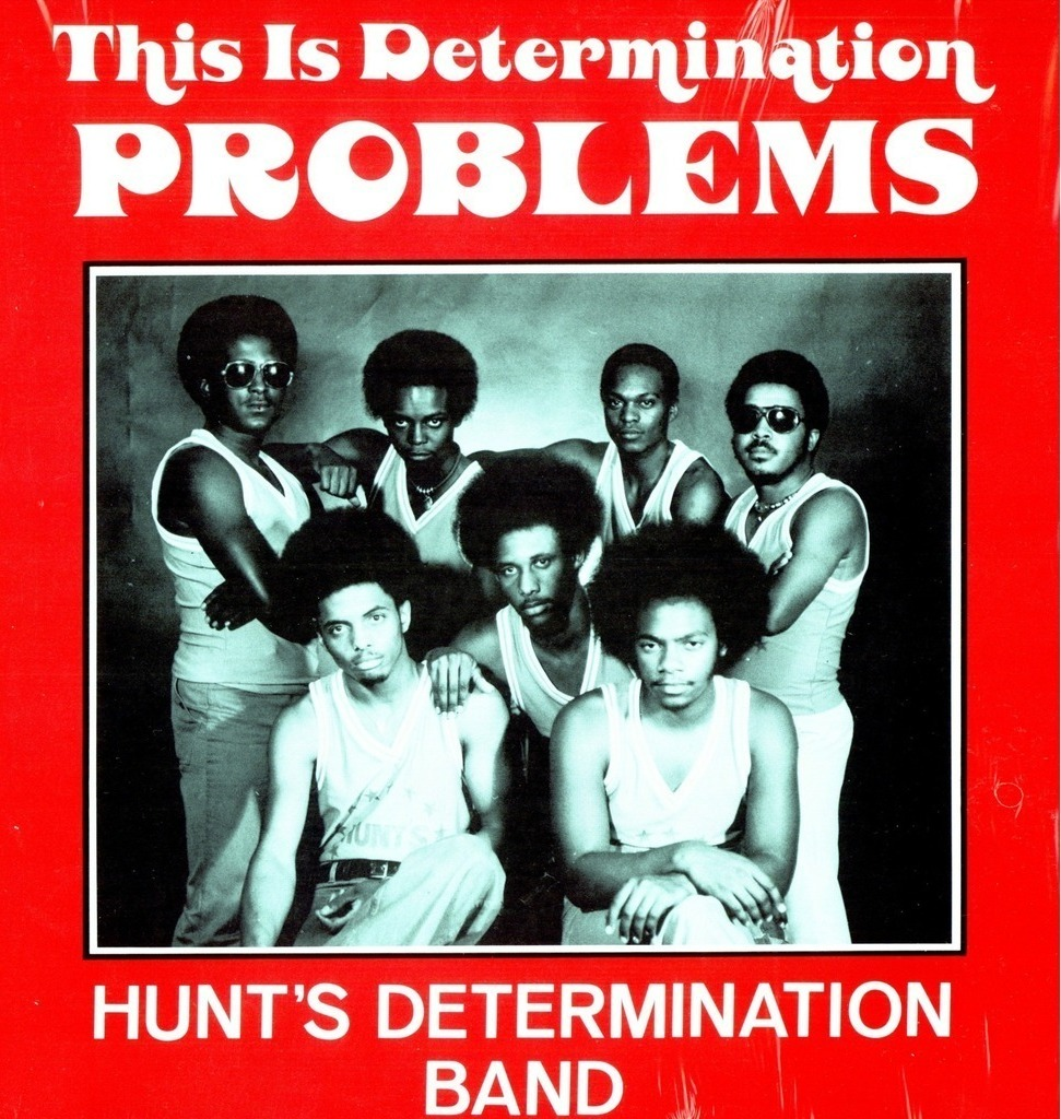 Hunt's Determination Band front