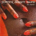 jupiter sunset band - disco rhapsody - front cover