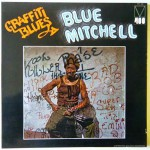 Blue Mitchell - 1973 - Graffiti Blues front