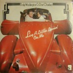 Don Gardner & Baby Washington - Lay A Little Lovin' On Me front