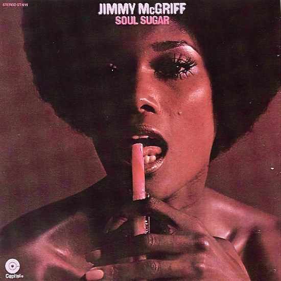 Jimmy McGriff - 1971 - Soul Sugar front