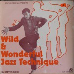 Steven Boyd Wild & Wonderful Jazz Technigue front
