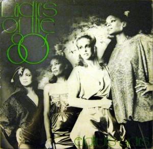 80's ladies - ladies of the 80's front