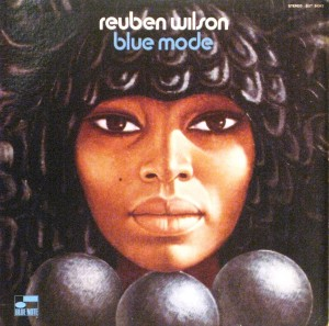 Reuben Wilson  Blue Mode  front