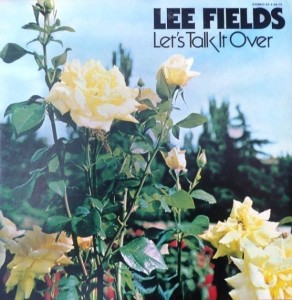 LEE FIELDS LET'S TALK IT OVER FRONT