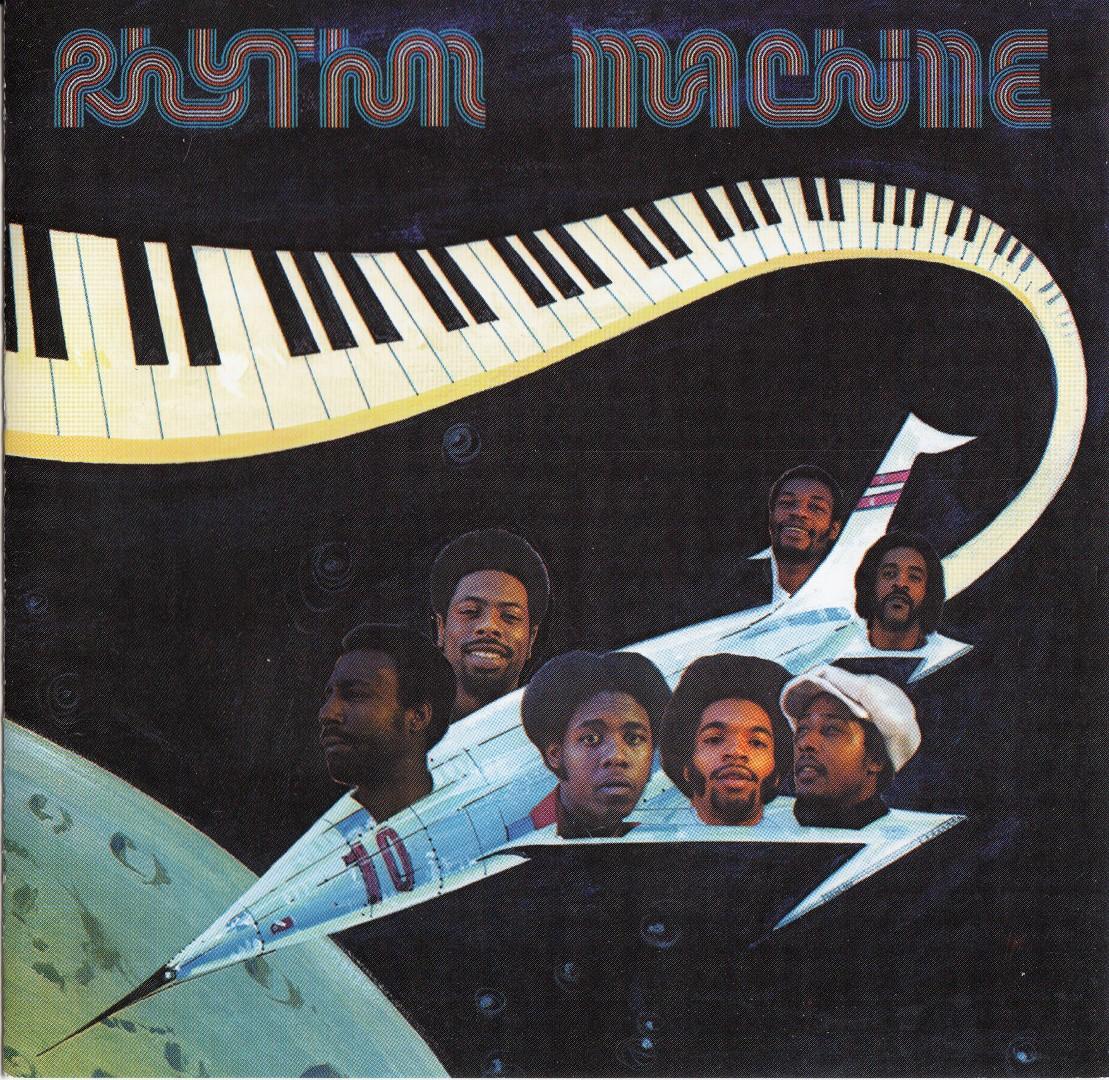 Rhythm Machine front