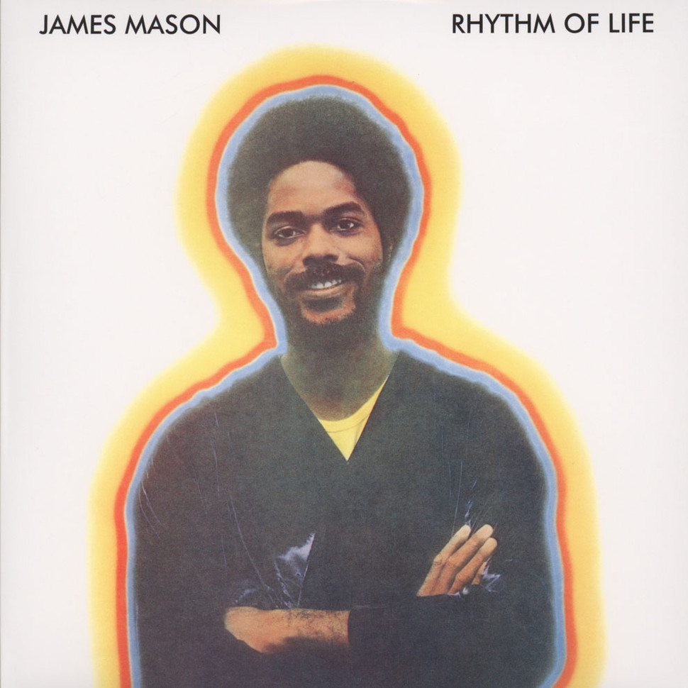 James Mason Rhythm Of Life front