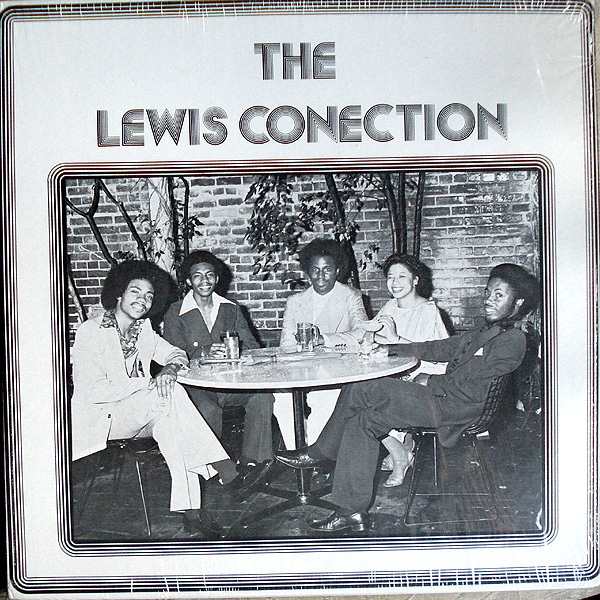 The Lewis Connection front