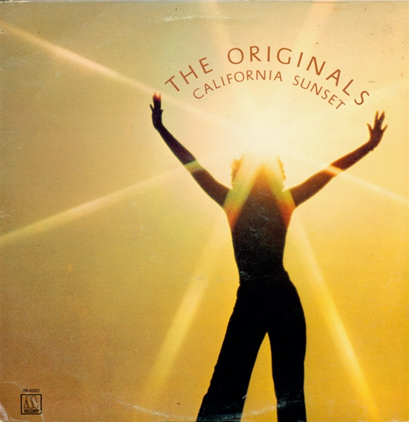 The Originals California Sunset front