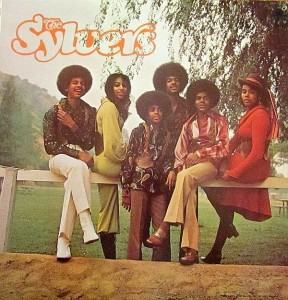 the sylvers 1972 front