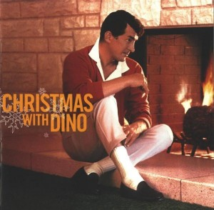 Dean Martin - Christmas with Dino front