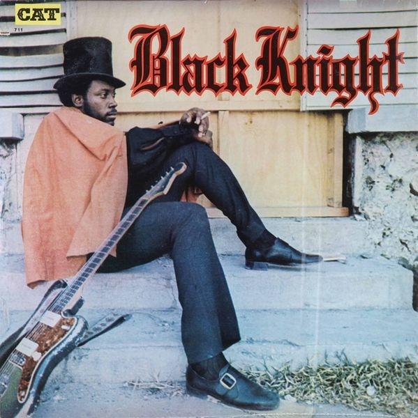 James Knight & The Butlers 1971 Black Knight front
