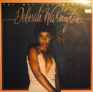 Deborah Washington Any Way You Want It  front