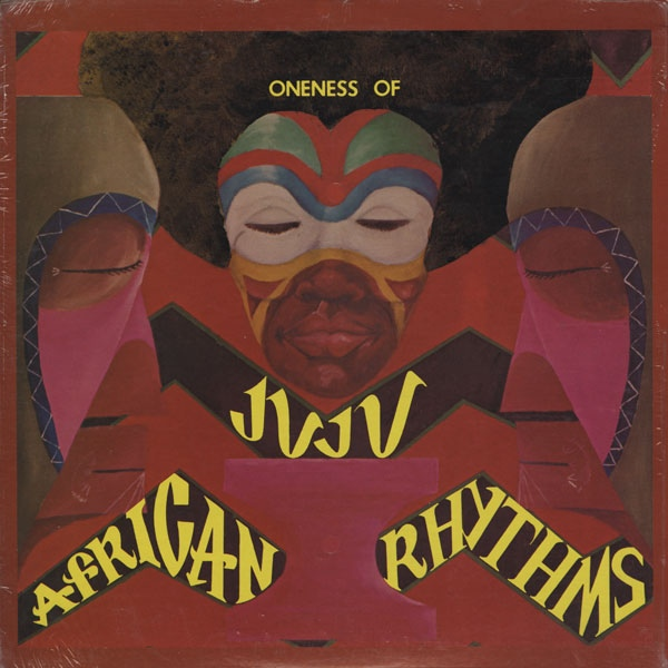 Oneness Of Juju ‎African Rhythms front