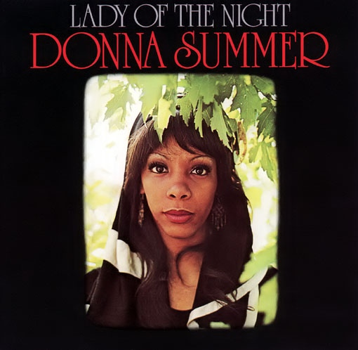 Donna Summer  Lady Of The Night front