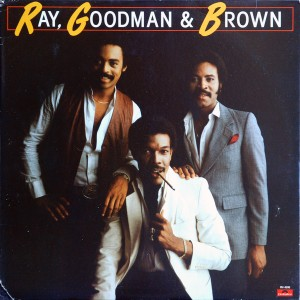 Ray, Goodman Brown front
