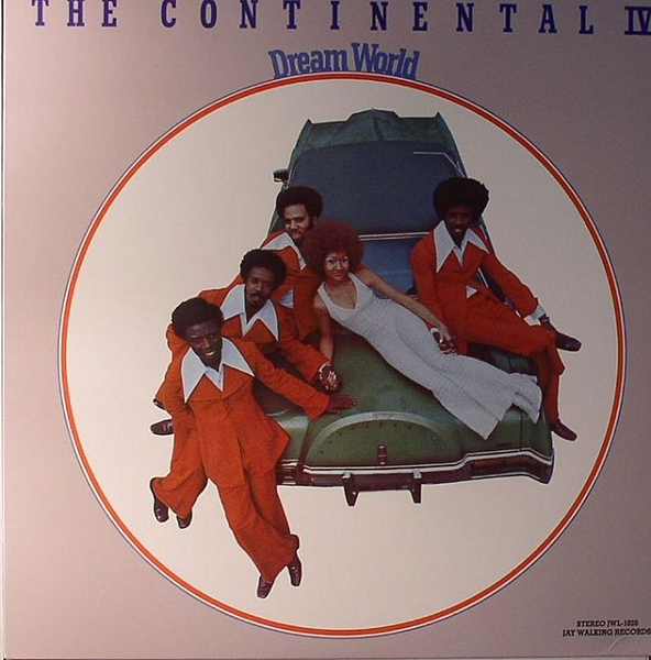 The Continental IV - 1972 - Dream World front