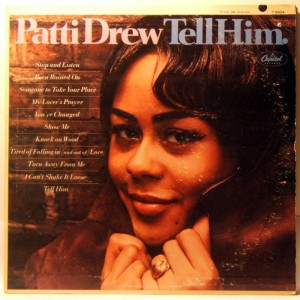 Patti Drew ‎– Tell Him fr