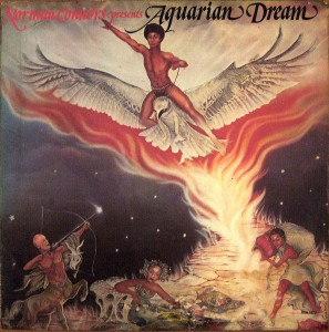 aquarian dream - front cover