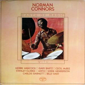 norman connors dance of magic front