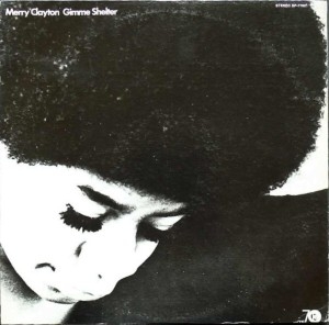 Merry Clayton  Gimme Shelter front