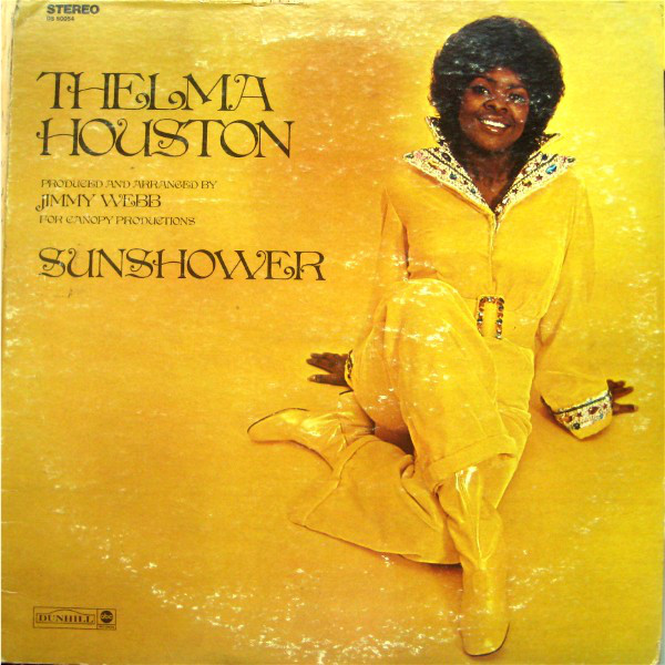 Thelma Houston Sunshower front