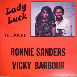 Ronnie Sanders & Vicky Barbour Lady Luck