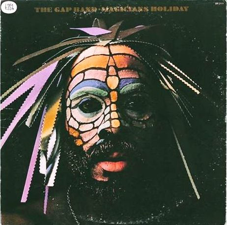 The Gap Band – Magicians Holiday front