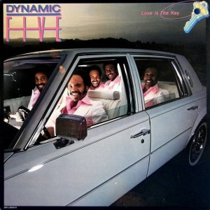 Dynamic Five Love Is The Key front