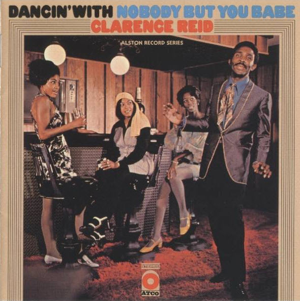Image result for nobody but you babe- clarence reid single images
