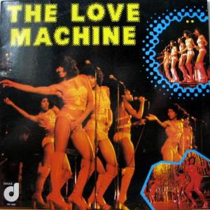 Love Machine - 1978 - front