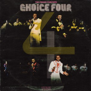 choice four - the finger pointers - front
