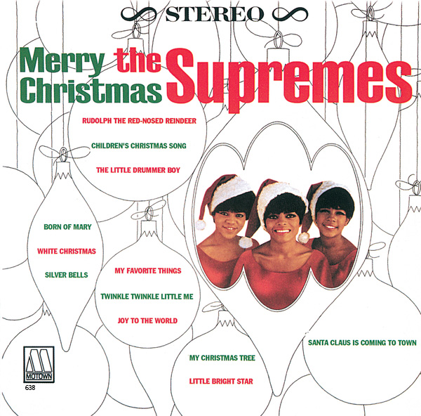 Ray Charles Christmas.More Christmas Albums By The Supremes Ray Charles Booker T