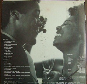 Washington Jamb Band – 1977 – Gonna Get Your Cherry Back