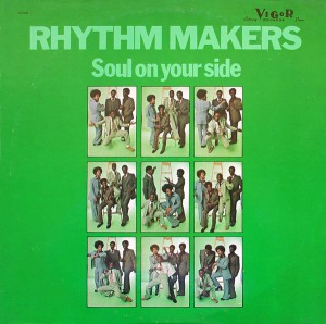 Rhythm Makers – 1976 – Soul On front
