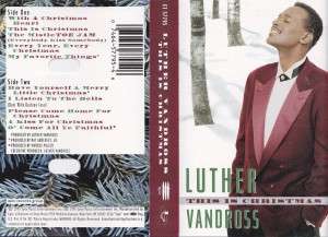 Luther Vandross With A Christmas Heart.Luther Vandross This Is Christmas Free Download Funk My Soul