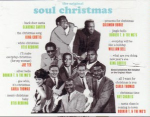 The Original Soul Christmas back