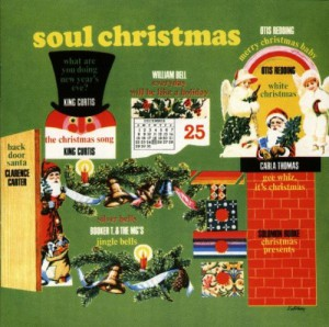 The Original Soul Christmas front